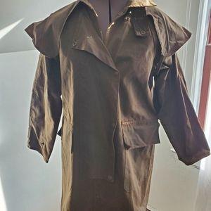 DRIZA-BONE Brown Short Coat